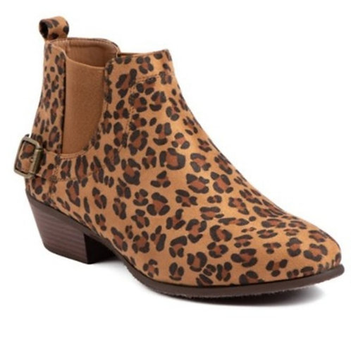 Leopard Chelsea Boot
