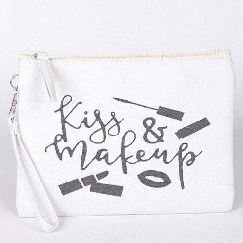 Kiss & Makeup Bags