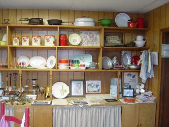 Early Farmhouse Room