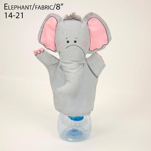 "Puppet: Elephant 8"" (14-21)"