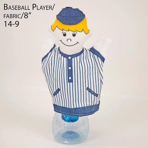 """Puppet: Baseball Player 8"""" (14-9)"""
