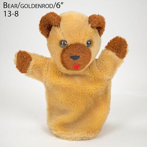 """Puppet: Bear 6""""  (13-8)"""