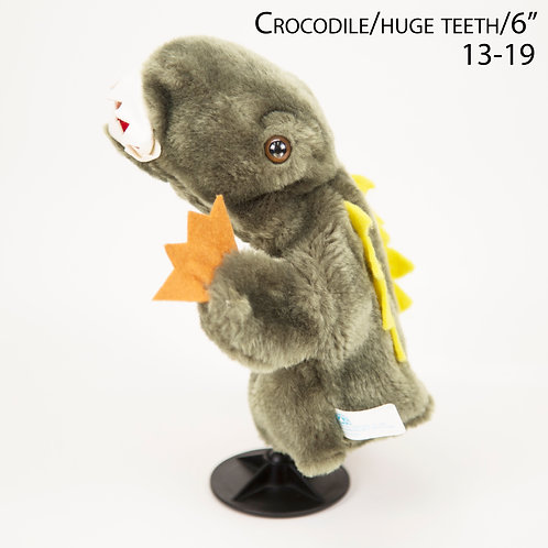 "Puppet: Crocodile 6"" (13-19)"
