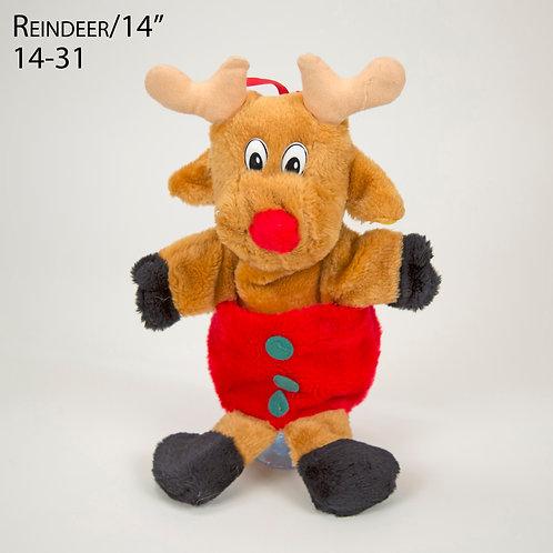 "Puppet: Reindeer 14"" (14-31)"