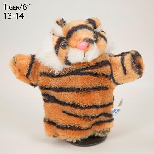 """Puppet: Tiger 6"""" (13-14)"""