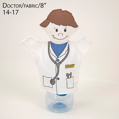 "Puppet: Doctor 8"" (14-17)"