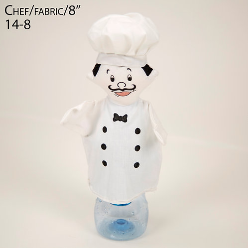 "Puppet: Chef 8"" (14-8)"