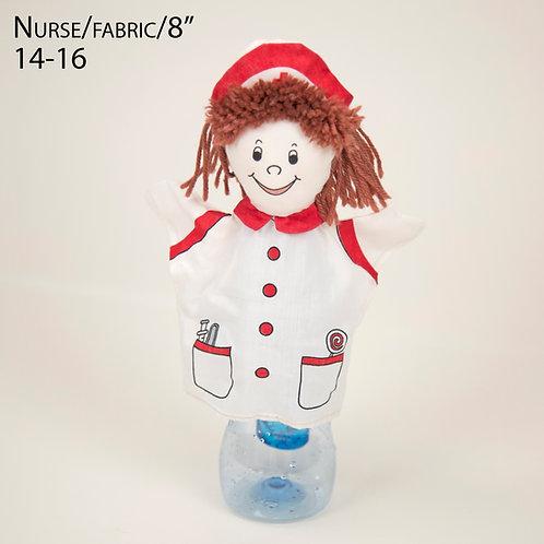 """Puppet: Nurse 8"""" (14-16)"""