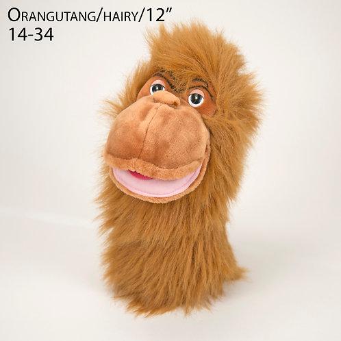 """Puppet: Orangutang 12"""" (14-34)"""
