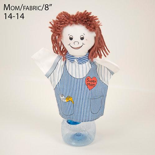 "Puppet: Mom 8"" (14-14)"