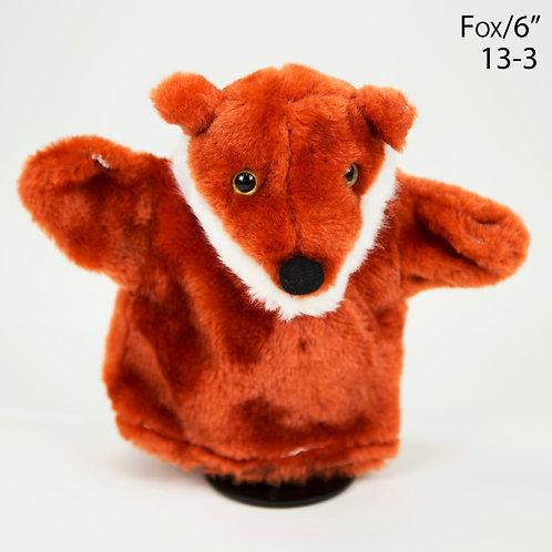 """Puppet: Fox 6"""" (13-3)"""