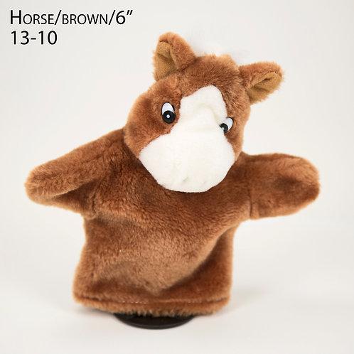 """Puppet: Horse 6""""  (13-10)"""