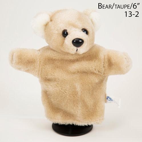 """Puppet: Bear 6"""" (13-2)"""