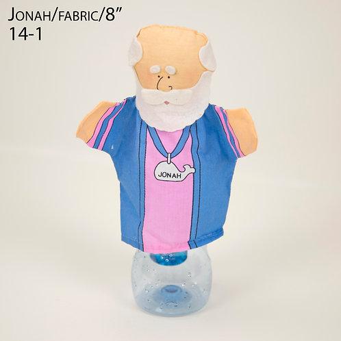 """Puppet: Jonah 8"""" (14-1)"""