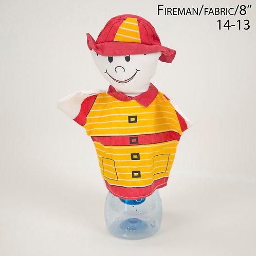 """Puppet: Fireman 8"""" (14-13)"""