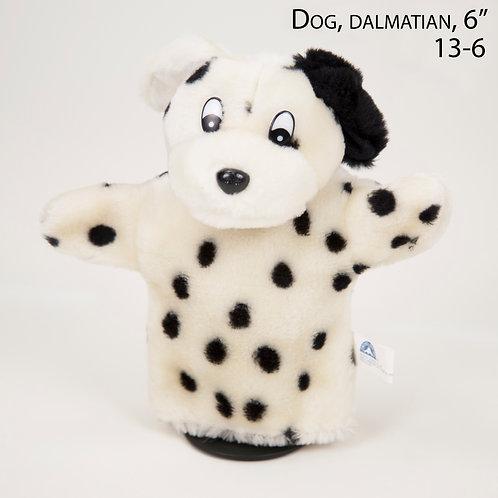 "Puppet: Dog 6"" (13-6)"