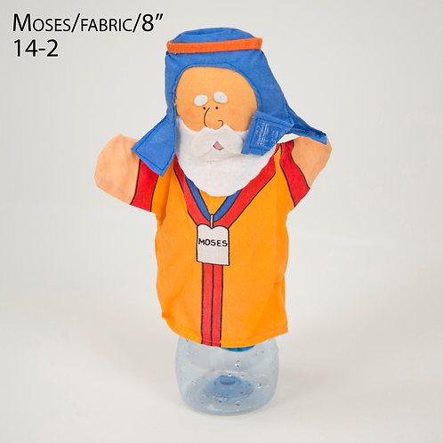 """Puppet: Moses 8"""" (14-2)"""