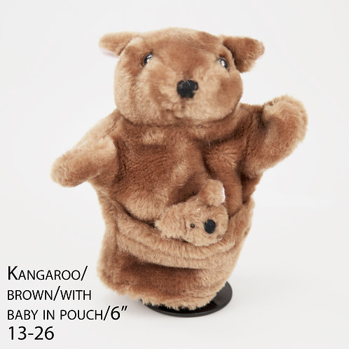 "Puppet: Kangaroo 6"" (13-26)"