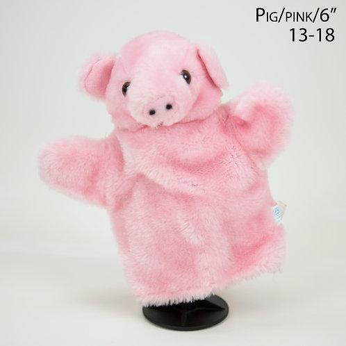 """Puppet: Pig 6"""" (13-18)"""