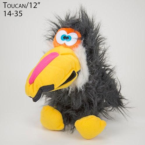 """Puppet: Toucan 12"""" (14-35)"""