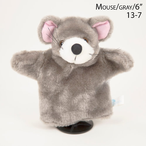"""Puppet: Mouse 6"""" (13-7)"""