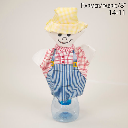 """Puppet: Farmer 8"""" (14-11)"""