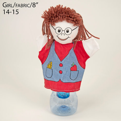 "Puppet: Girl 8"" (14-15)"