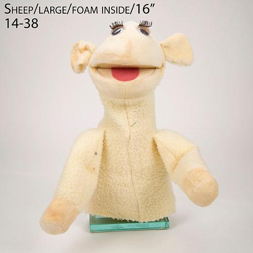"""Puppet: Sheep 16"""" (14-38)"""