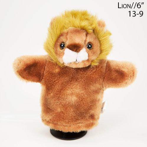 """Puppet: Lion 6"""" (13-9)"""