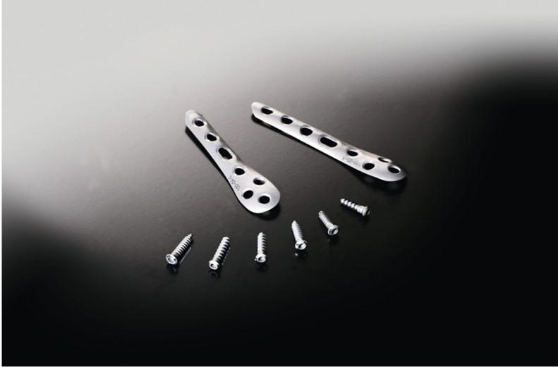 NC Plate Fibula Nonlocking System
