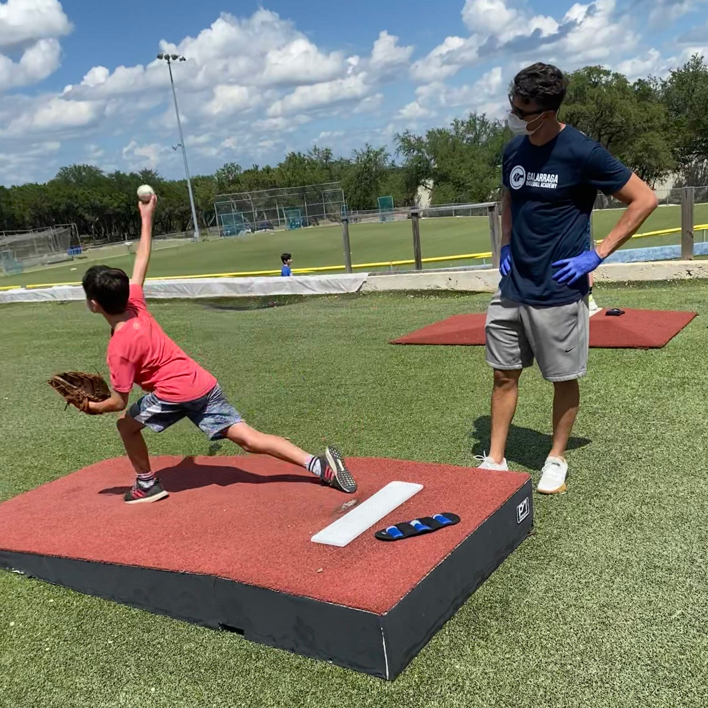 Private Pitching Lessons