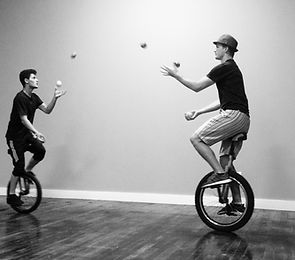 Youth Juggling