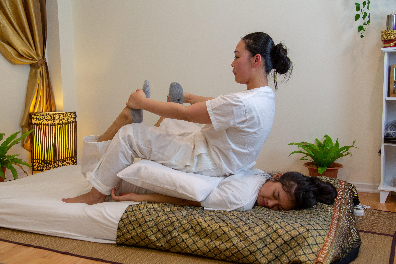 90 Minute Thai Massage