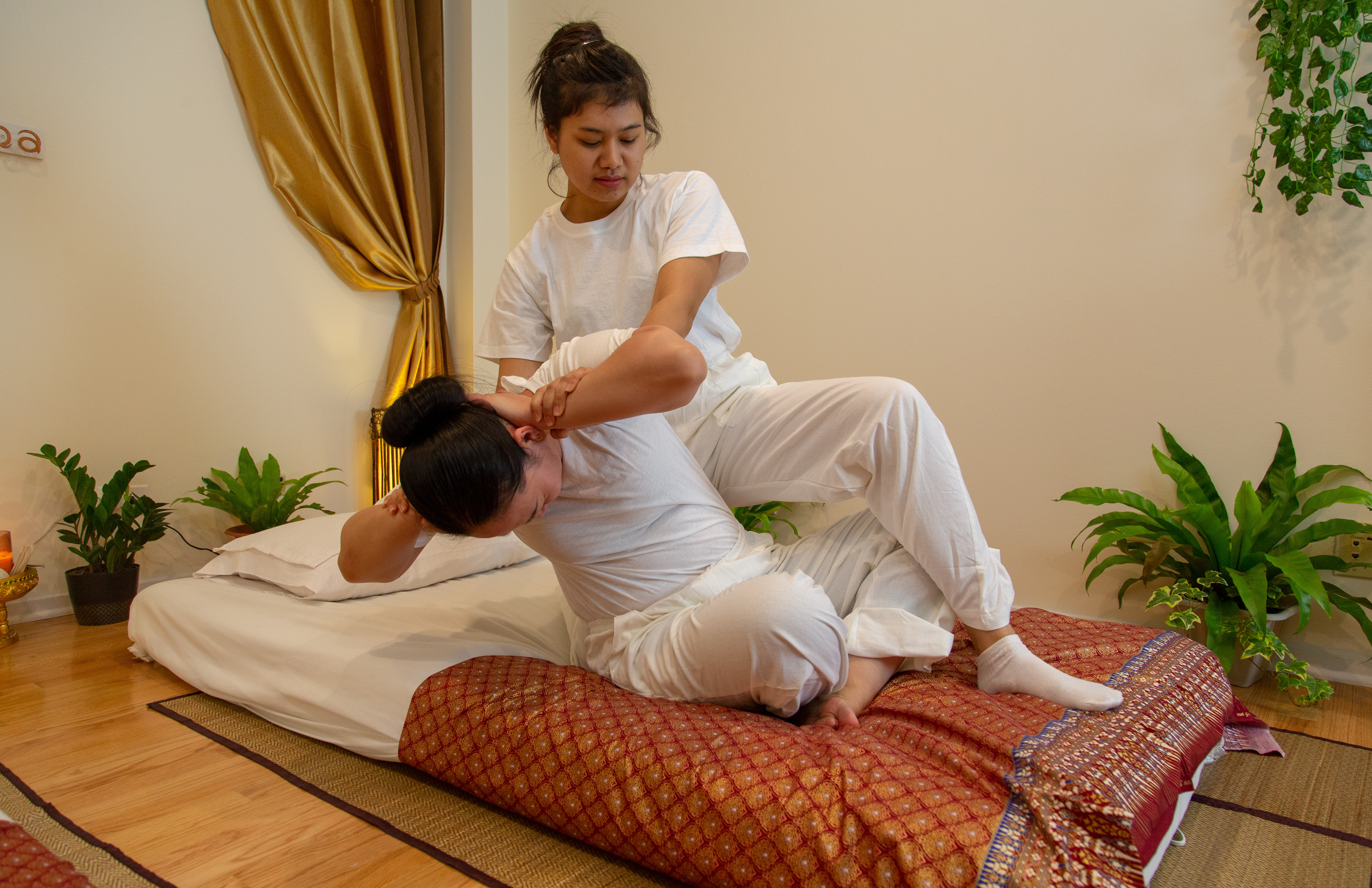 120 Minute Thai Massage
