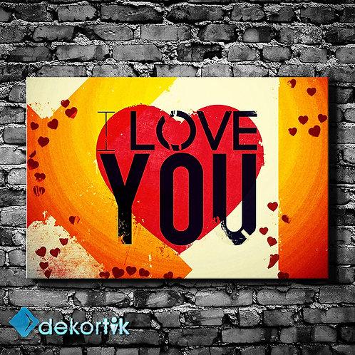 I Love You Tablo