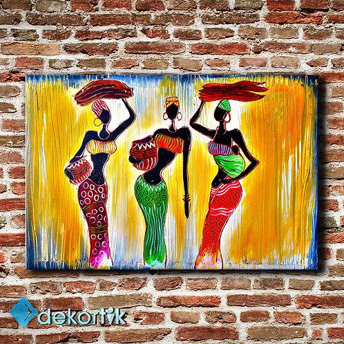 African Ladies Tablo