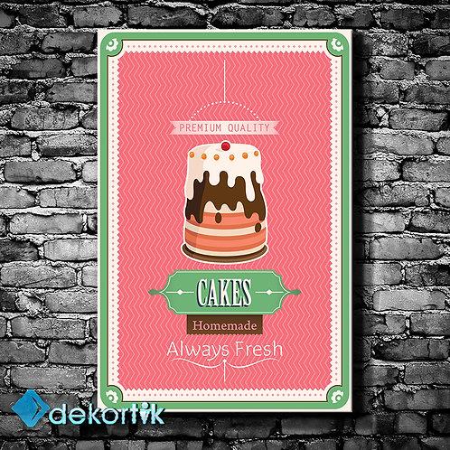 Vintage Cakes Tablo
