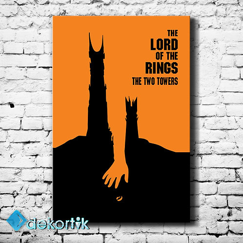Lord Of The Rings Tablo