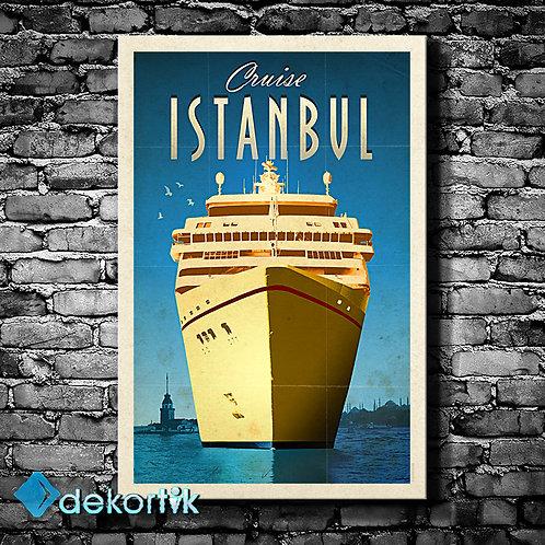 İstanbul Cruis Tablo