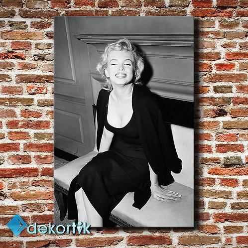 BW Marilyn Monroe Tablo