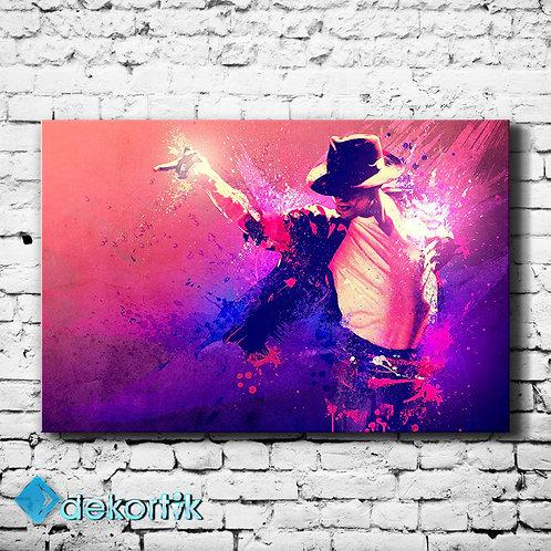 Abstract Michael Dans Tablo