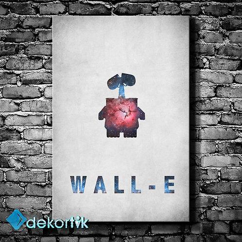 Wall-E Kanvas Tablo
