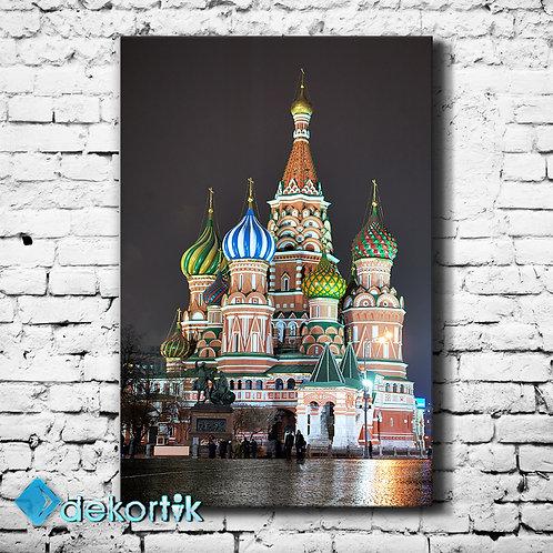 Kremlin Kanvas Tablo