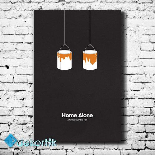 Home Alone Kanvas Tablo