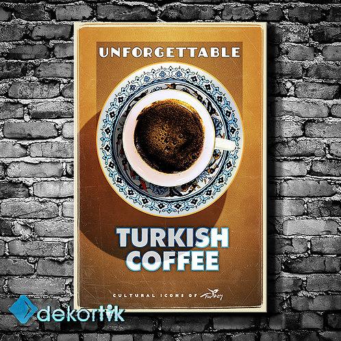 Turkish Coffee Tablo