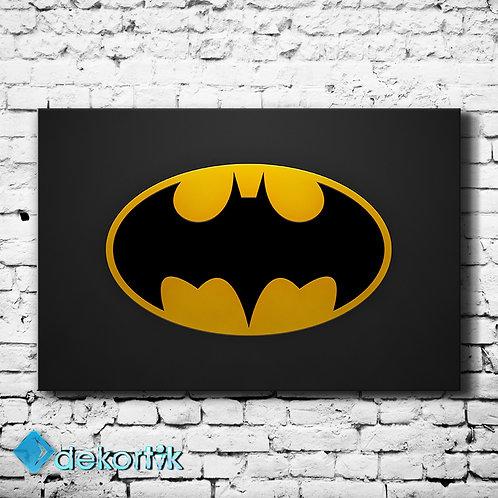 Batman Logo Tablo