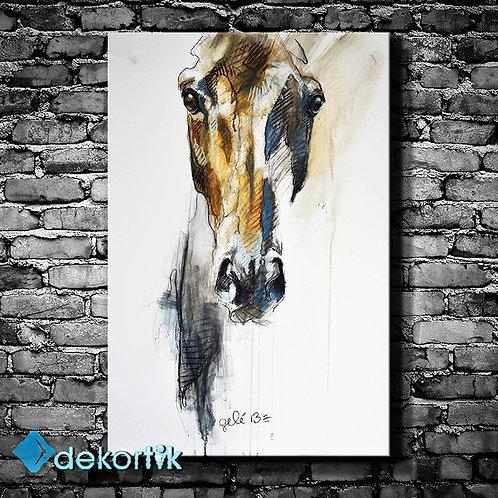 Horse Cizgi Tablo