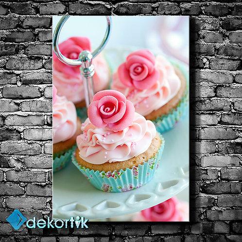 Pink Cupcake Tablo