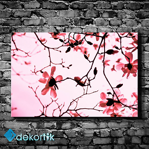 Decorative Pink Tablo