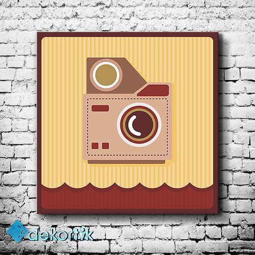 Vintage Photography Tablo
